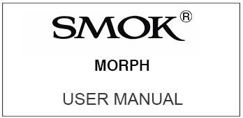 Smok Morph 219 User Manual