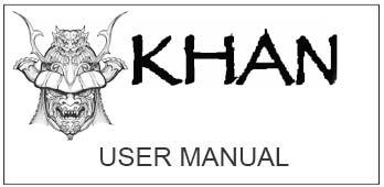 Khan Dry Herb Vaporizer User Manual