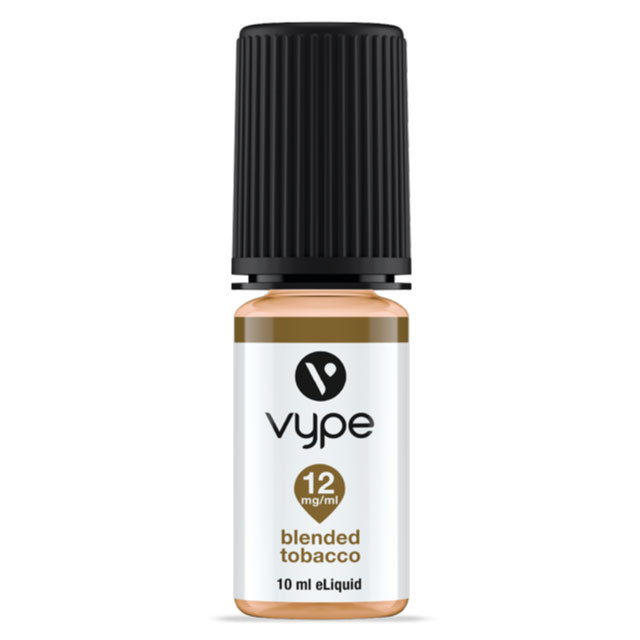 Vype Blended Tobacco 10ml e-liquid bottle