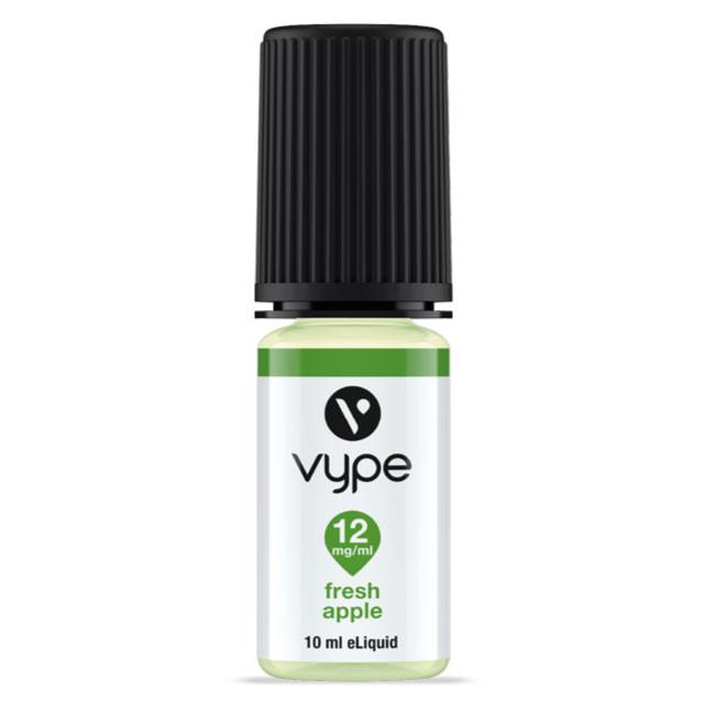 Vype Fresh Apple 10ml e-liquid bottle