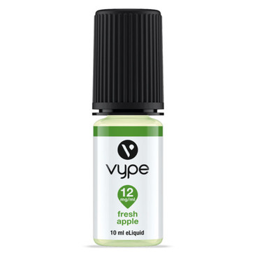 Vype Fresh Apple 10ml e-liquid bottle