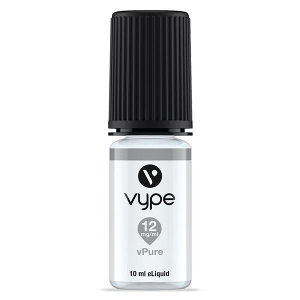 Vype unflavoured Nicotine liquid