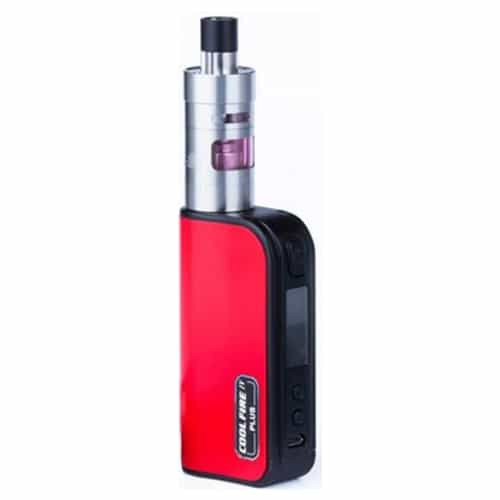 Cool Fire IV 70W in Red