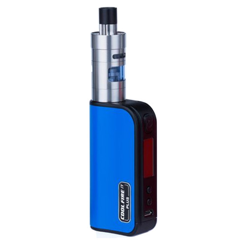 Innokin Cool Fire IV 70 Watts: Blue. Best regulated mod UK with iSub Apex Tank Mini. Check out the CoolFire Coils