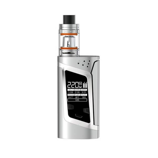 Smok Alien 220w UK TPD version: Silver
