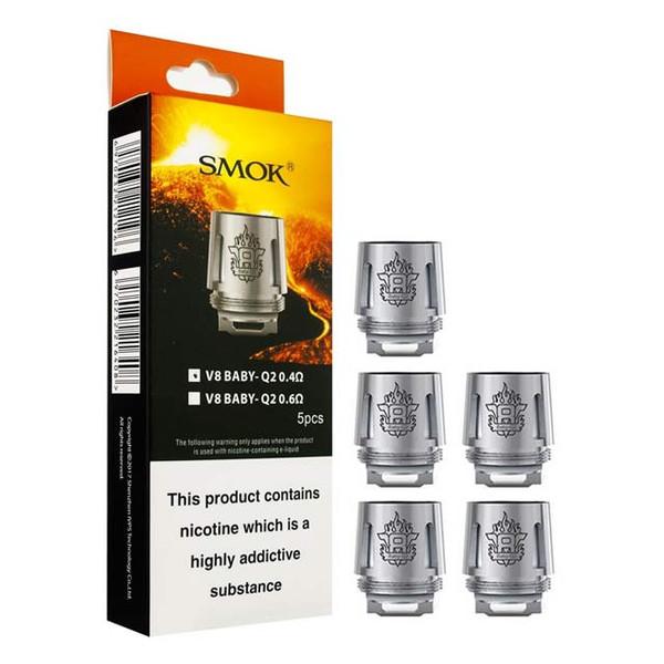 Smok TFV8 Coils: 5 pieces