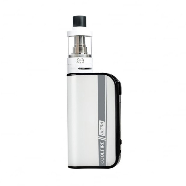 Innokin Cool Fire ULTRA TC150 Kit: White. Check out the new Cool Fire Coils