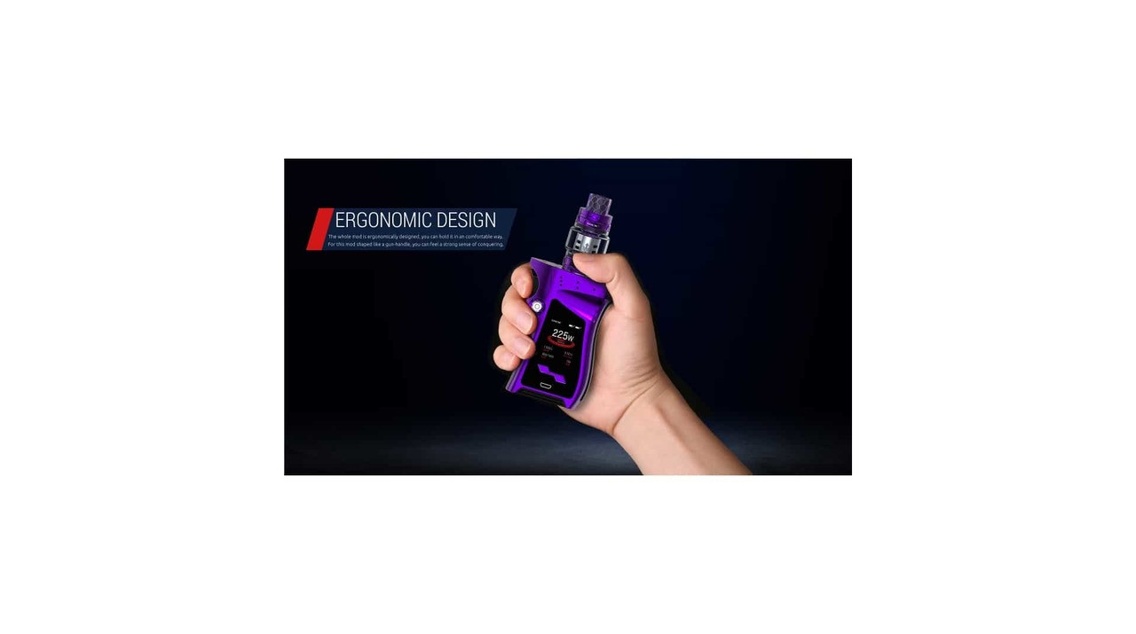 Smok Mag kit ergonomics