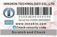 Verification of Your Scion 2 Tank. Innokin Authentication