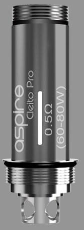Aspire Cleito Pro Standard coil close up