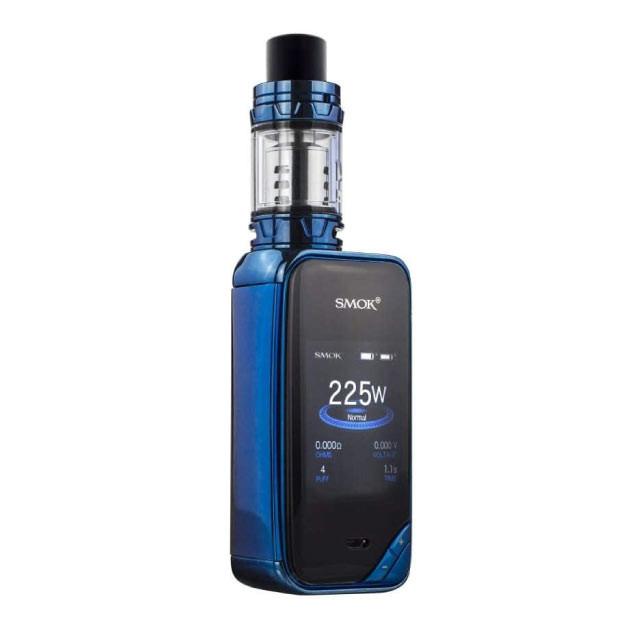 Smok X-Priv 225W Kit in Blue
