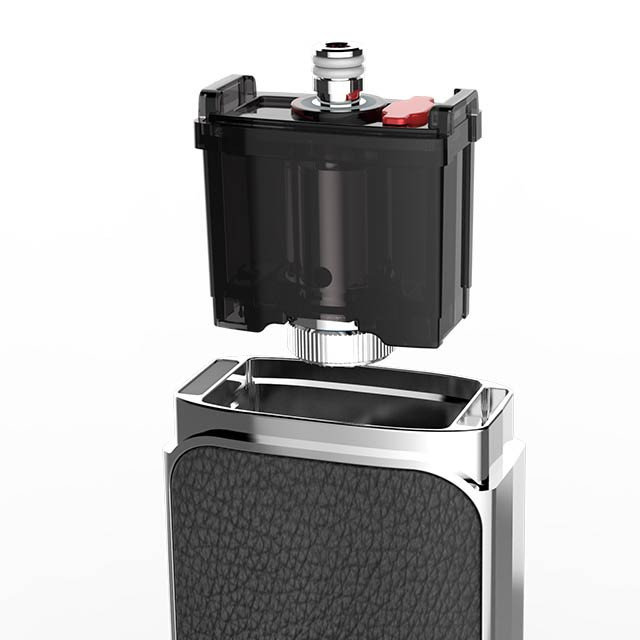 Hangsen iQ One tank and coil features, UK TPD compliant