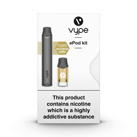 Vype ePod with Tropical Mango 18mg/ml pods