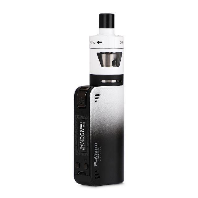 Innokin Coolfire Mini Zenith UK TPD compliant version: White and Black!