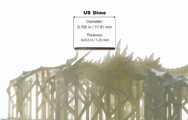 An Alternative Resin for your SLA 3D Printer/Formlab's Alternative