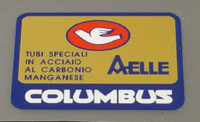 Columbus Aelle Frame Decal