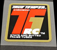 True Temper RC Tubing Decal - Small