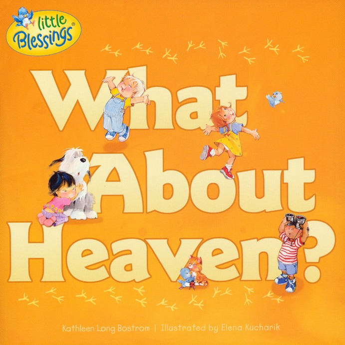 "Be Sure To Check Out ""What About Heaven"" Also At $2.00 During April!"