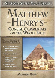 Matthew Henry's Concise Commentary