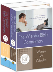 Wiersbe Bible Commentary
