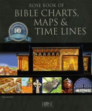 Rose Book Of Bible Charts Maps & Timelines