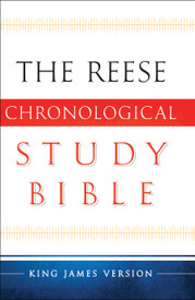 Reese Chronological Study Bible