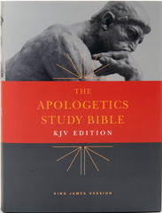 Apologetics Study Bible - King James Version