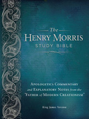 Henry Morris Study Bible - King James Version