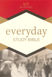 Everyday Study Bible - King James Version