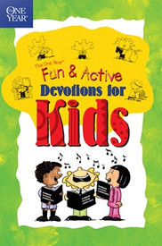 One Year Fun & Active Devotions For Kids