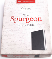 Spurgeon Study Bible