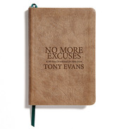 No More Excuses - 90 Day Devotional For Men