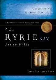 Ryrie KJV Study Bible