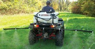 Workhorse 25 Gallon Deluxe ATV 7 Nozzle Sprayer |  ATV2507