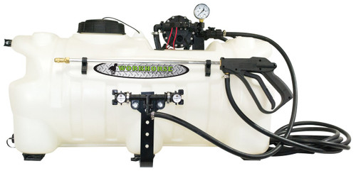 WorkHorse 25 Gallon ATV Boomless Sprayer | ATV25BL