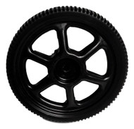 Workhorse 5 Gallon Spot Sprayer Replacement Wheel | 610004