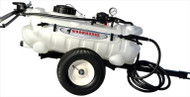 Workhorse 15 Gallon Trailer Sprayer | LG15STS