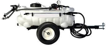 Workhorse 25 Gallon Deluxe Trailer Sprayer | LG25DTS