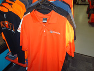 Kubota Men 2X Nike Orange Polo | 2002645680005