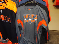 Kubota Long Sleeve Perf-T, Large | KT18S-M211-L