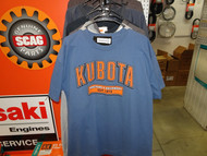 Kubota Heavyweight T-Shirt M | KT18S-M250-M