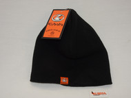 Kubota Black loose Fit Beanie W/Label | KT19A-H399