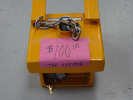 Hitch Security lock | The  Keeper