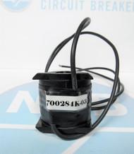 ABB 700284K-03 Coil, 125VDC, New