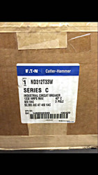Cutler-Hammer ND312T33W 1488D02G09 Circuit Breaker, 1200 Amp, Series C