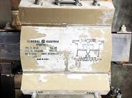 General Electric 9T29Y5611 Transformer Primary V. 4160 Sec. V. 120/240 60hz 10kva