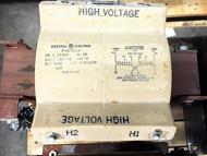General Electric 9T28Y5614 Transformer Primary V. 12000 Sec. V. 120/240 60hz 10kva High Voltage