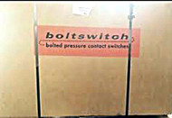VL3612-G6 Bolt Switch 3000 Amp With GF New In Box