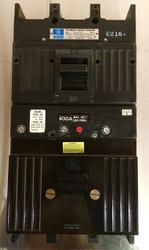 TB43 GE Tri Breaker, 400 Amp, 600V, Reconditioned, Sku 767