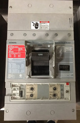 SCND69120AG Siemens Breaker, 1200 Amp, Reconditioned With Ground